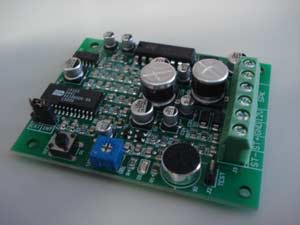 Voice playback Module with built in amplifier